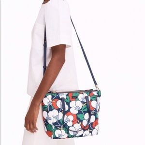 Kate Spade Medium Satchel Dawn Breezy Floral